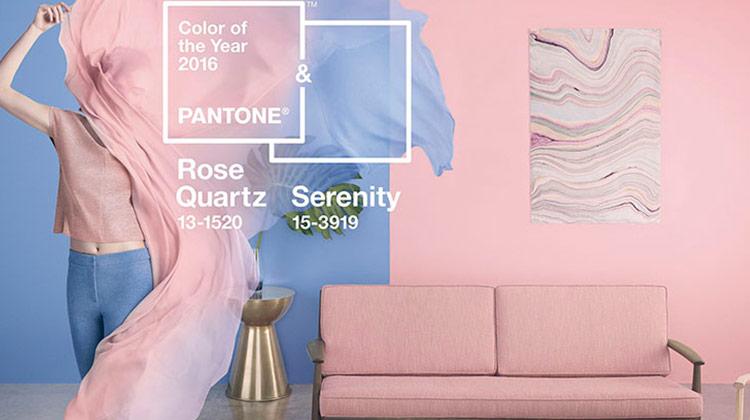 Pantone 2016 for Deco hogar 2016
